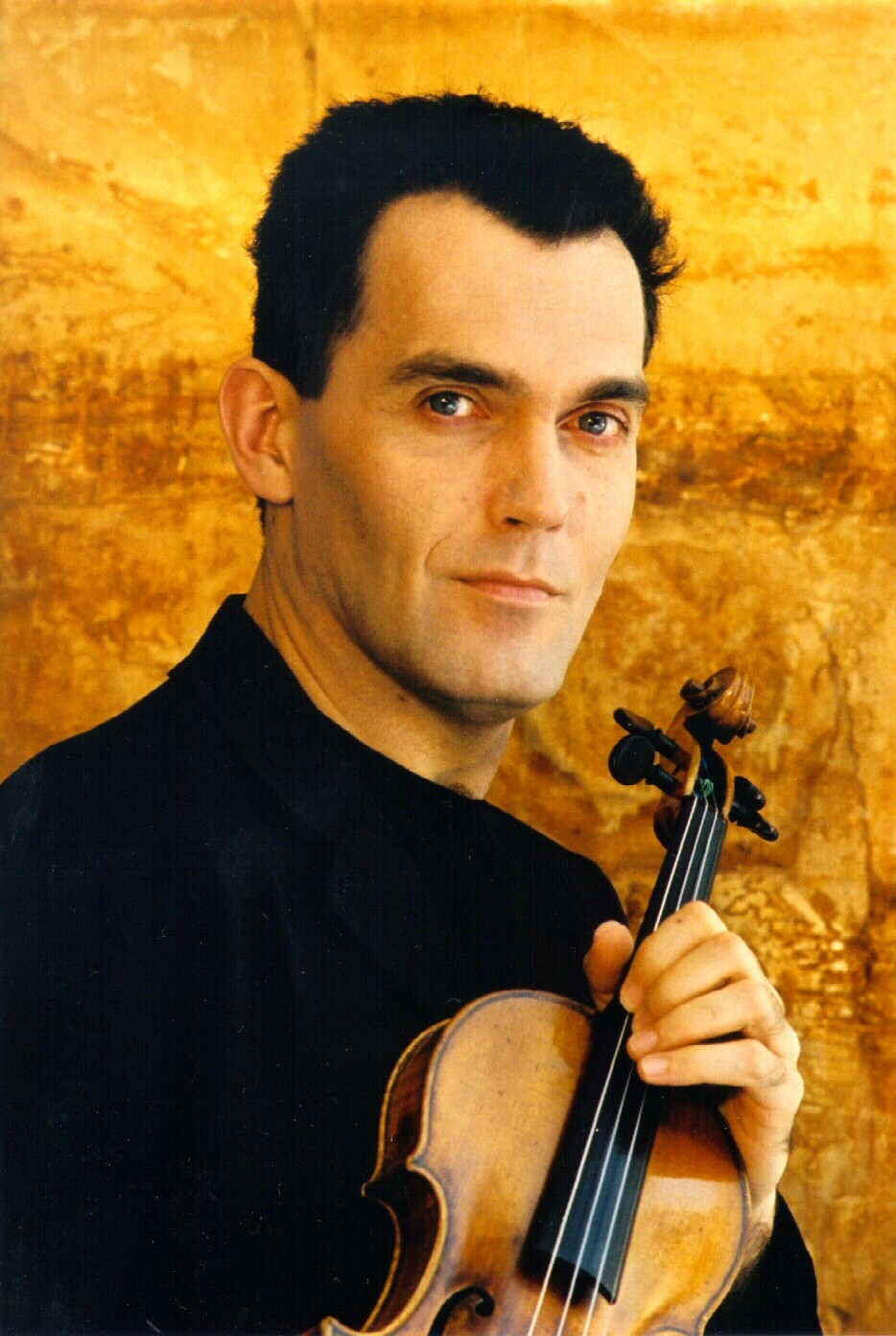 Olivier Charlier, violon solo for the Concert