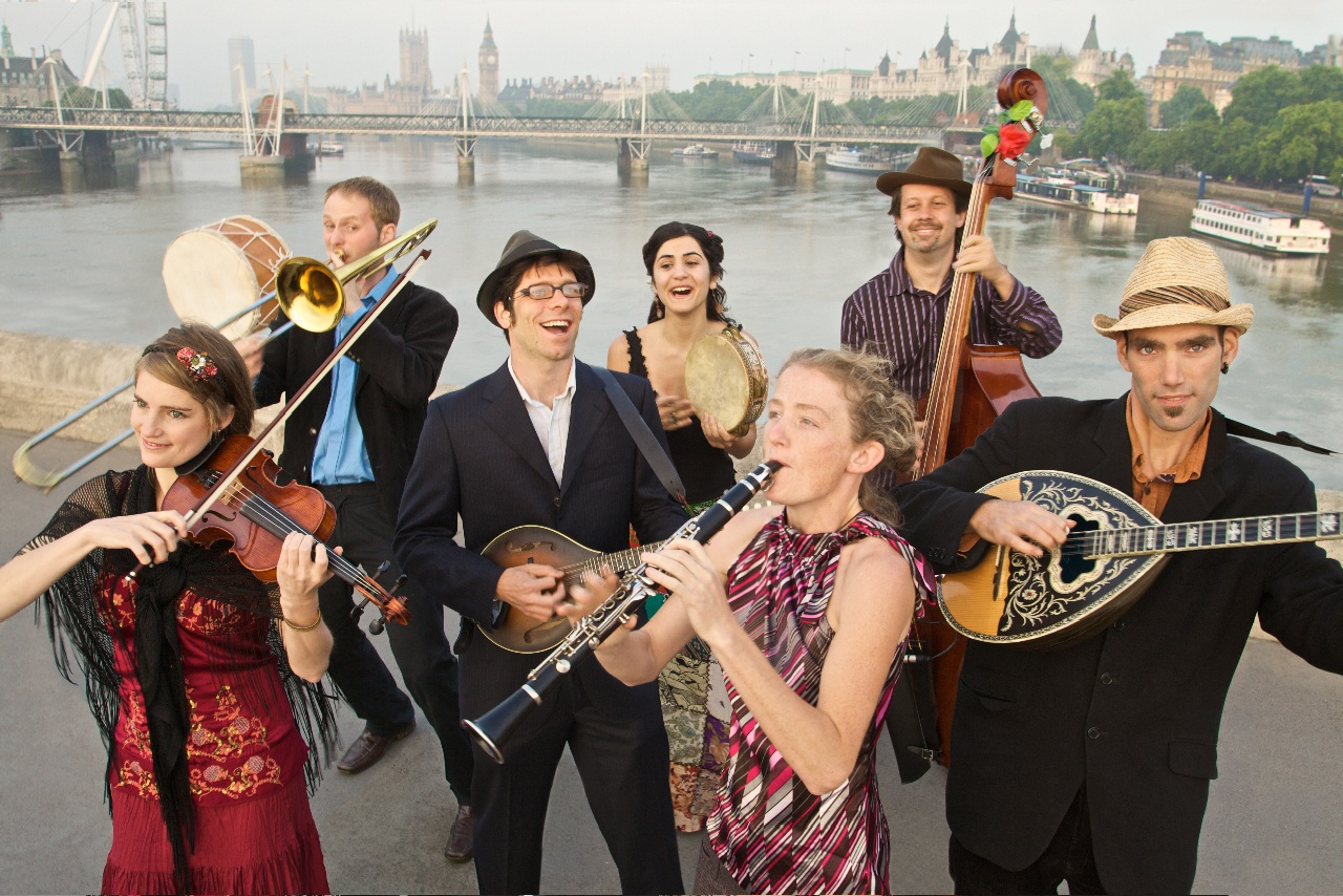 She'Koyokh Klezmer Ensemble