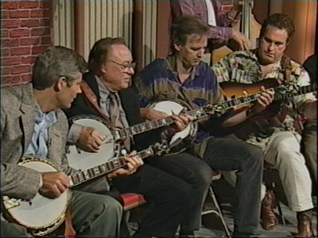 Big Hillbilly Bluegrass with Earl Scruggs