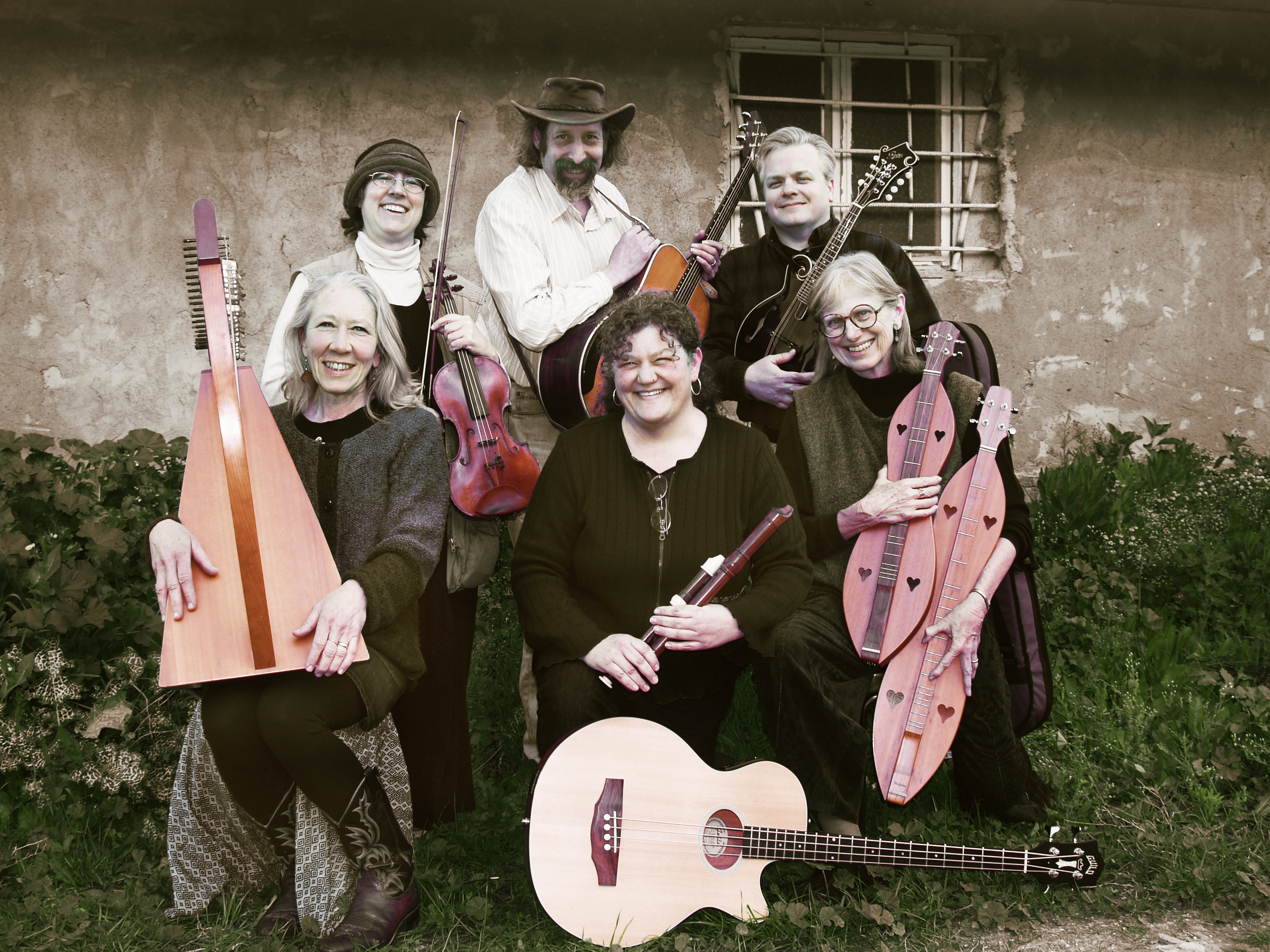 Hazel Hill String Band