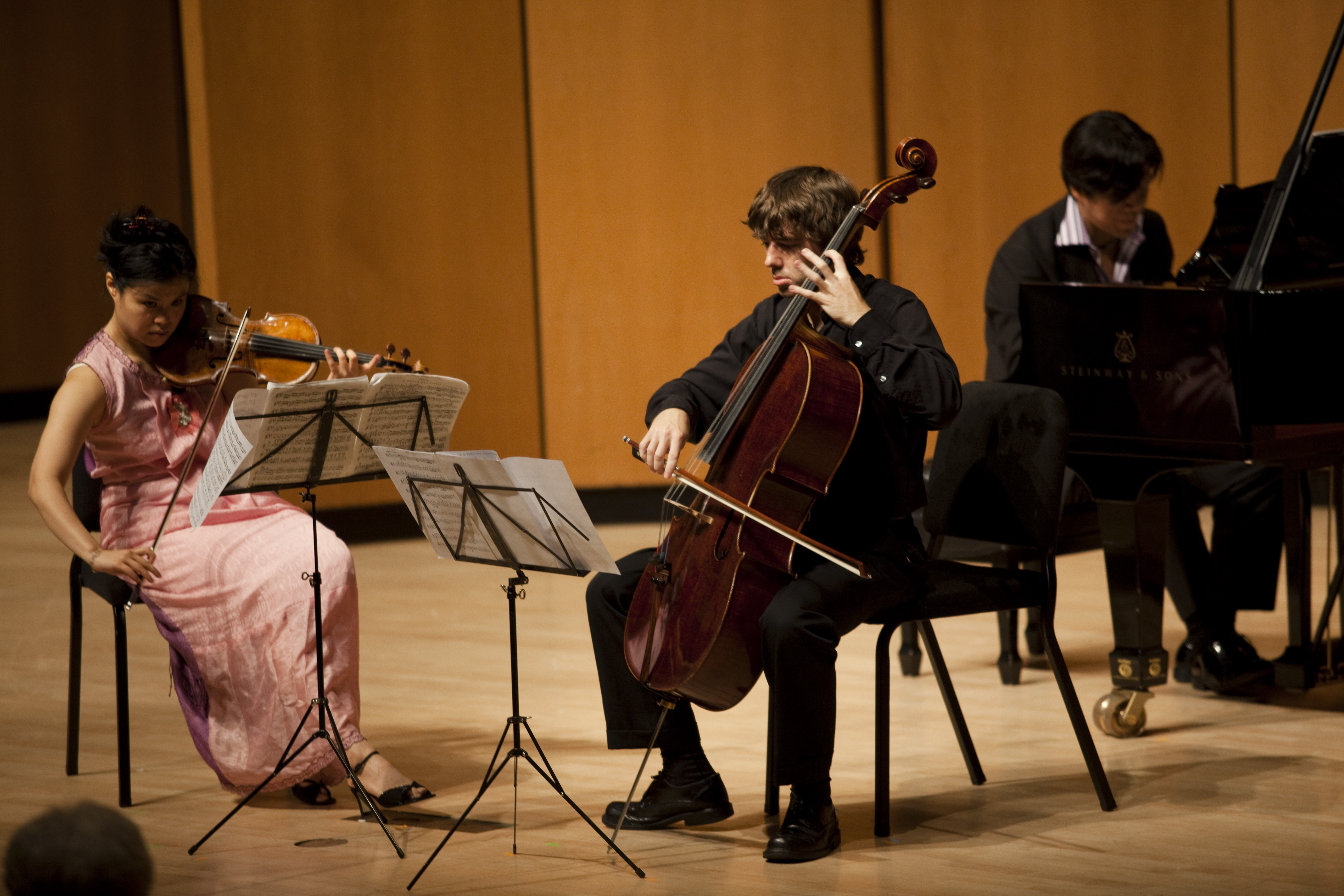 The Chciago Chamber Musicians