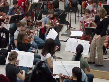 UW-Madison All-University String Orchestras