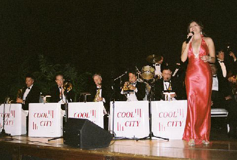 Cool City Swing Band