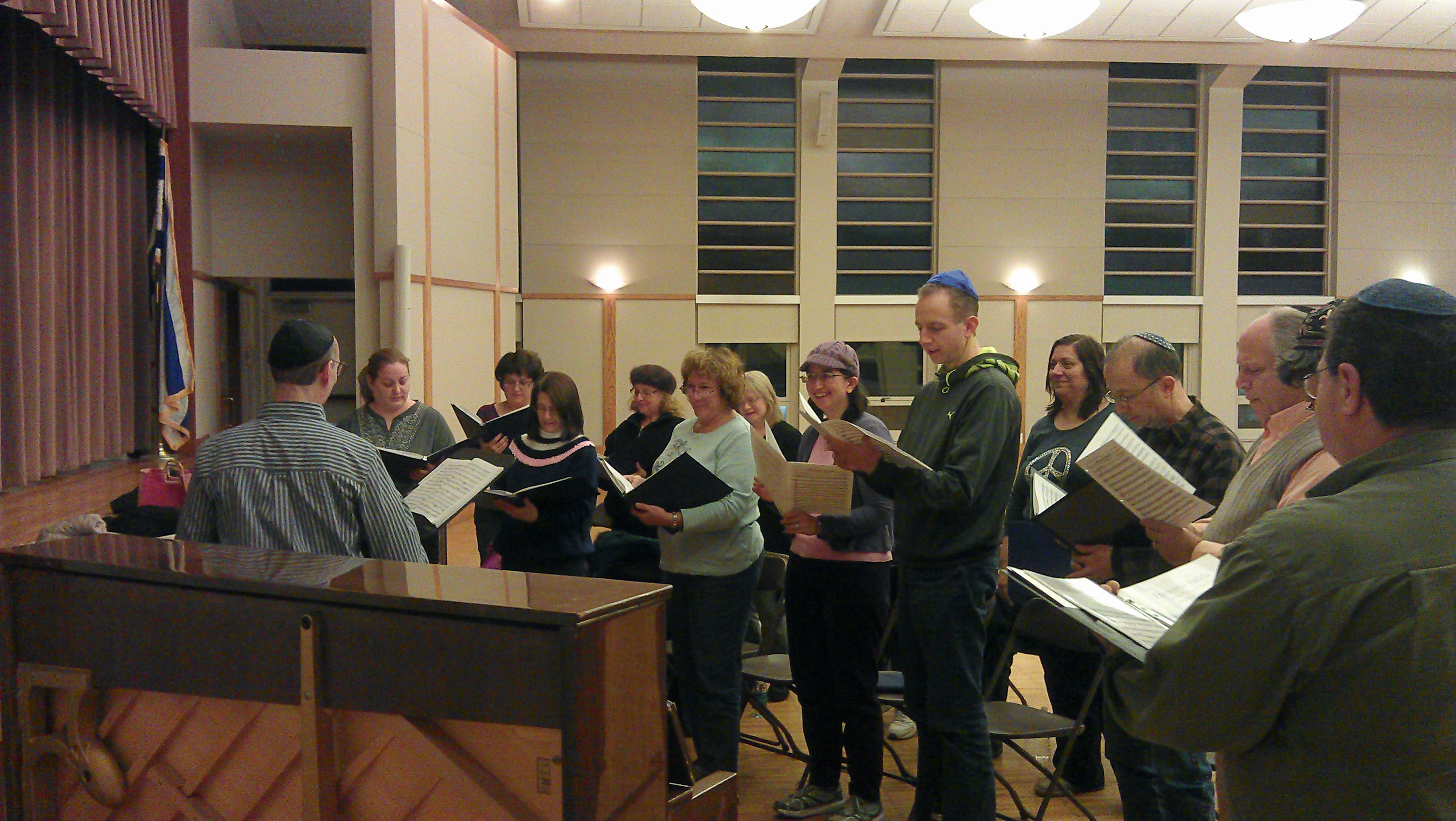 Temple Israel of Natick Singers